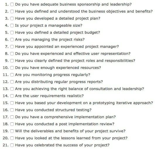 21 Cách Giúp Project Manager Quản Lý Dự Án Tốt Hơn Ngay Lập Tức